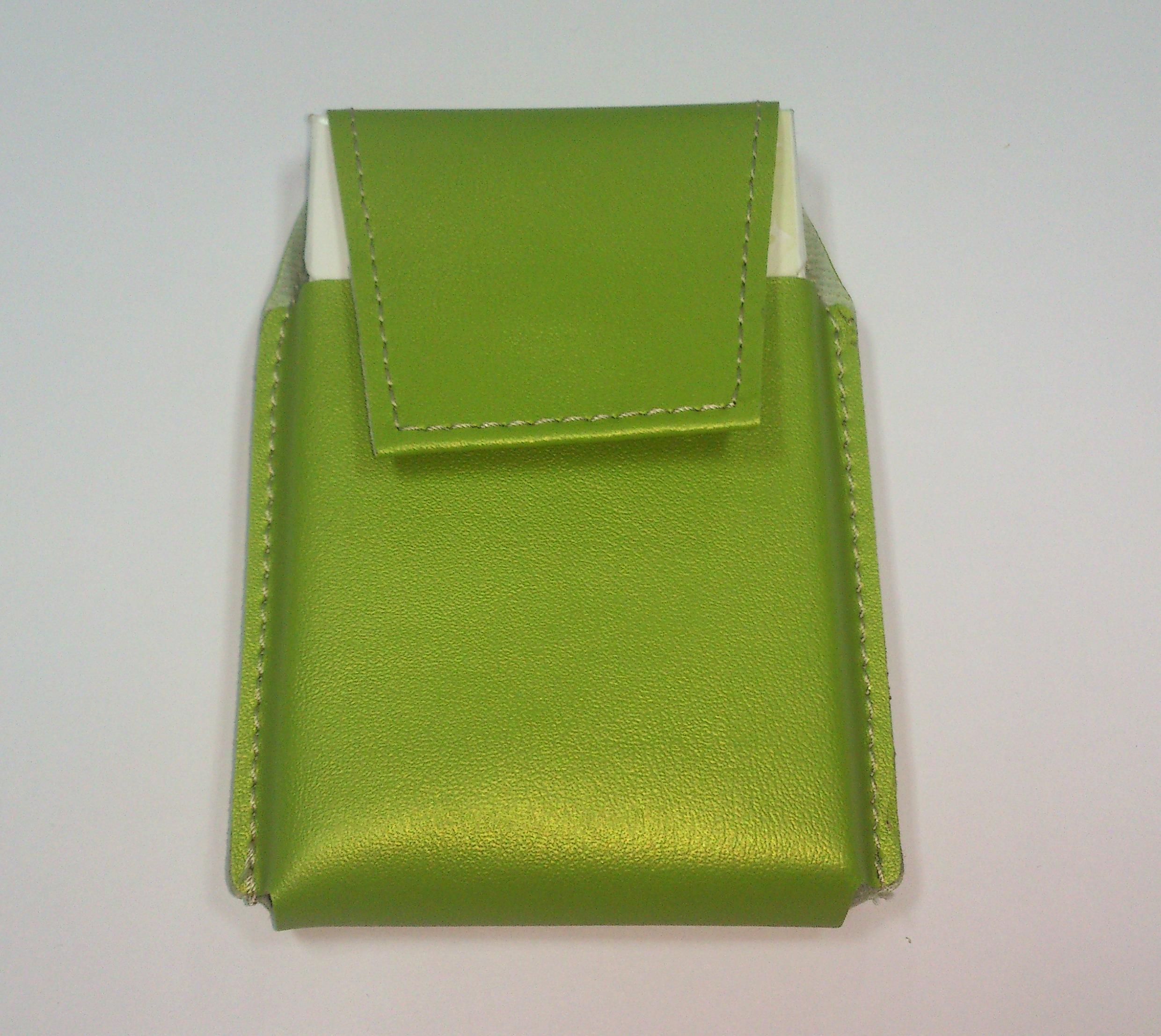 Калъф зелен