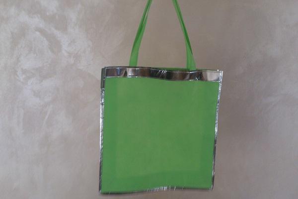 Чанта зелена